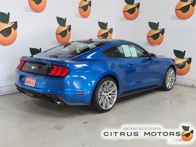 Certified Pre-Owned 2019 Ford Mustang EcoBoost