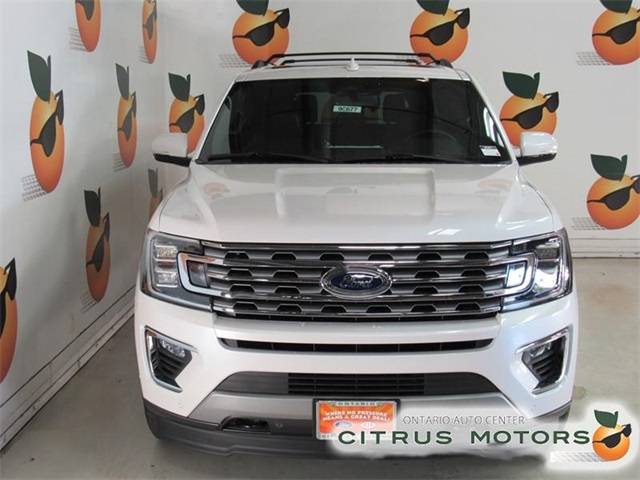 New 2019 Ford Expedition Limited
