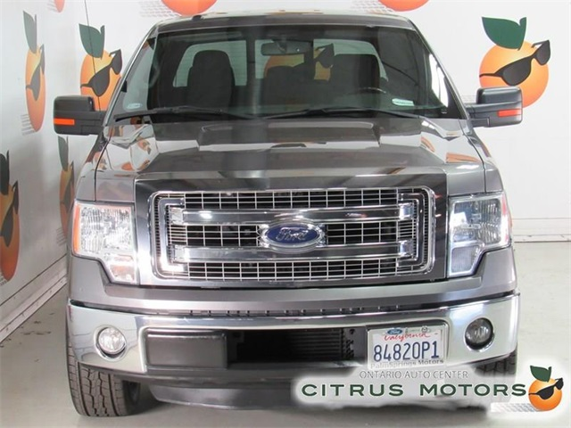 Certified Pre-Owned 2014 Ford F-150 FX2
