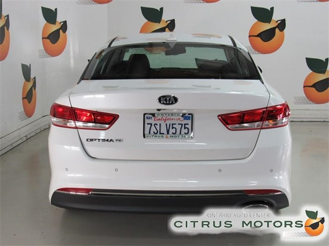 Pre-Owned 2016 Kia Optima LX