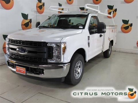 New 2019 Ford F-250SD XL