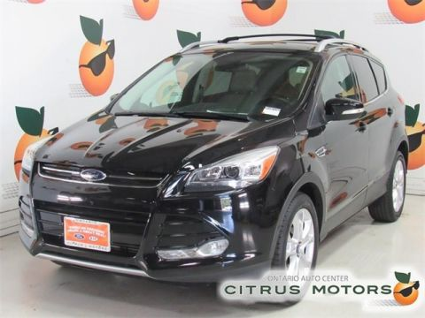 Certified Pre-Owned 2016 Ford Escape Titanium
