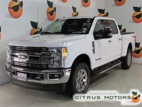 Certified Pre-Owned 2017 Ford F-250SD Lariat